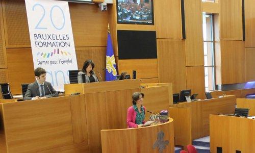 20 ans de Bruxelles Formation