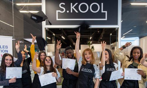 11 diplômés de S.KOOL