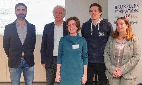 ccès gratuit et illimité aux cours en ligne d'OpenClassrooms grâce à Bruxelles formation