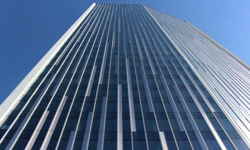 Tour Astro nouveau bâtiment de Actiris, le VDAB-Brussel et Bruxelles Formation