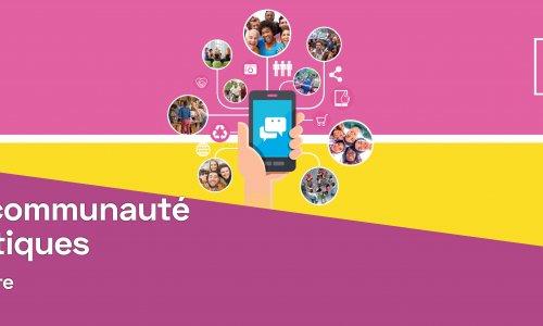 événement de Bruxelles Formation pour la semaine du numérique