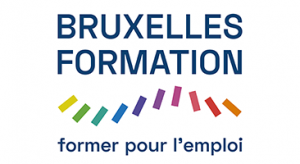 logo Bruxelles Formation - BF