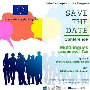 Label européen des langues 2020